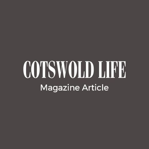Glascoed - Aberdovey - Cotswold Life Article about Building the Dream programme